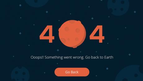cara mengatasi halaman error 404