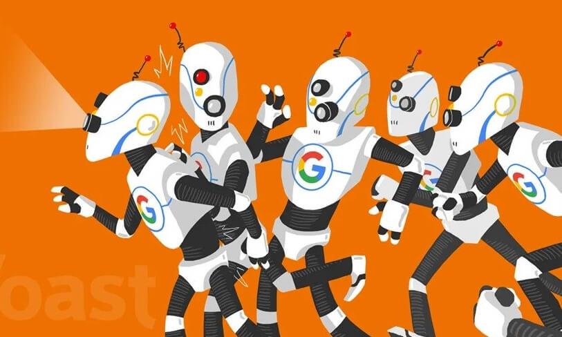 cara agar postingan muncul di google Search