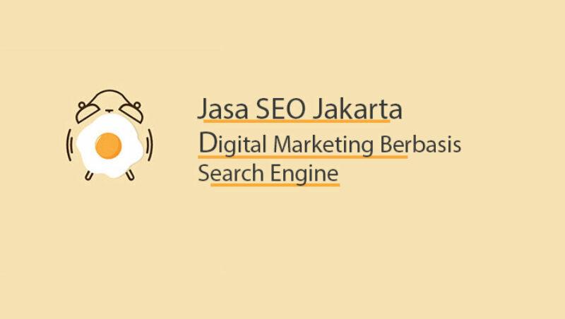 Jasa SEO Jakarta Bergaransi